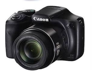 CANON POWERSHOT SX430B DIGITAL CAMERA
