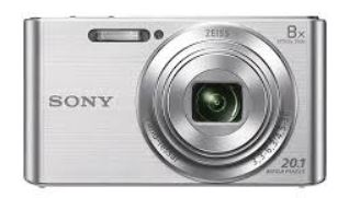 SONY CYBERSHOT DSC-W830 POINT AND SHOOT CAMERA